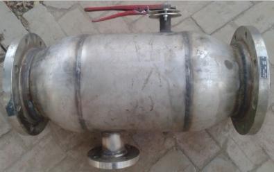 自动排污过滤器的基本构造并不复杂_管道过滤器好的生产商【普惠】