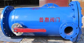 角通式自动排污过滤器